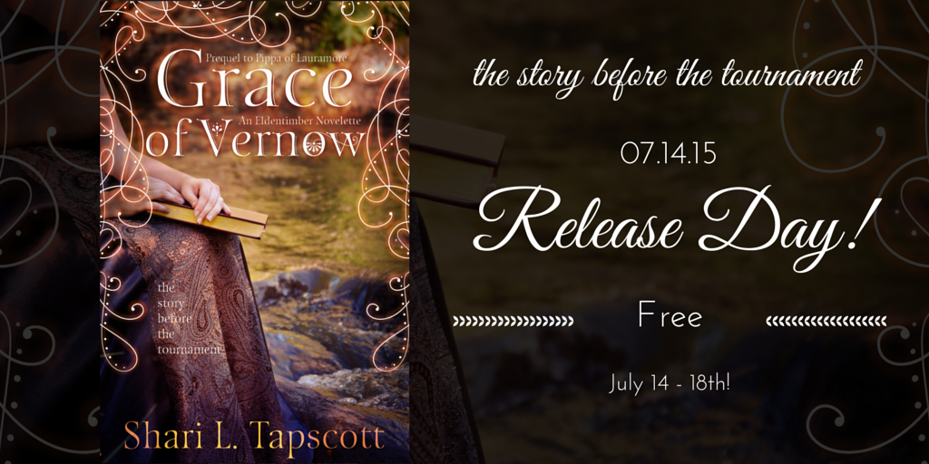 Grace Release Day