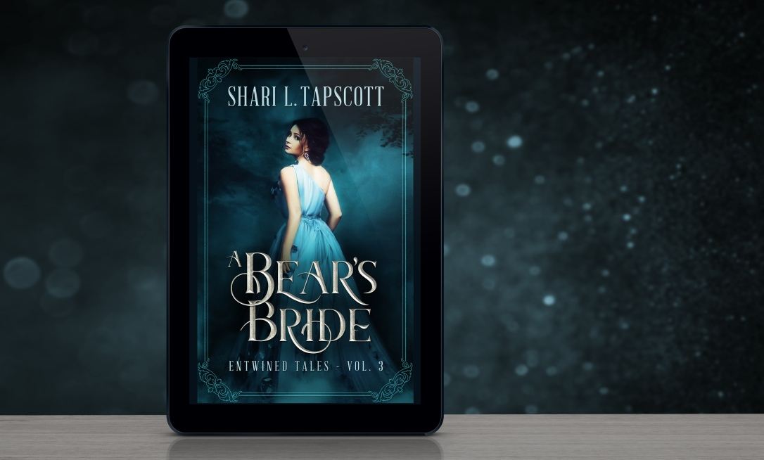 A Bear's Bride with eReader